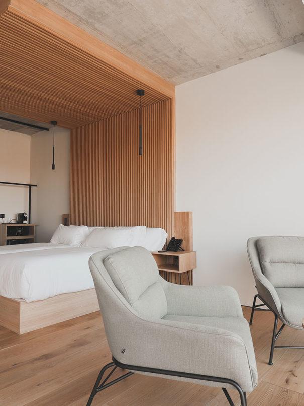 Atmos High Hotel - habitación