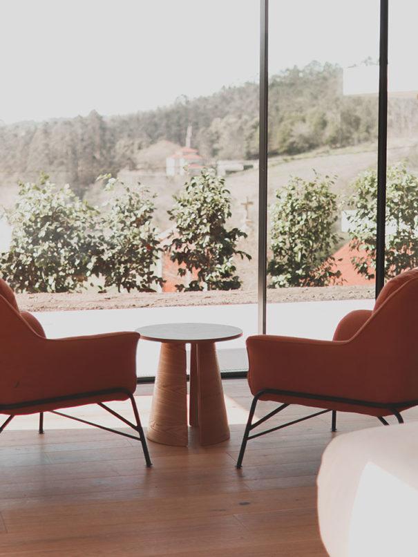 Suite Atmos Hotel - vistas terraza privada