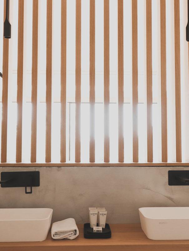 Suite Atmos Hotel - detalle baño